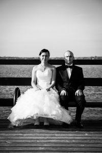 Fotoreportaż ślubny - przykładowa para